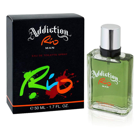 Addiction Rio Aftershave For Men