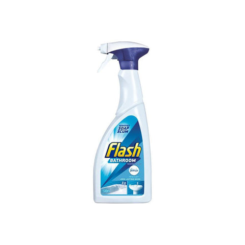 flash bathroom cleaner