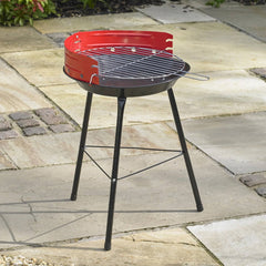 "Kingfisher 14"" Charcoal Grill Barbecue"