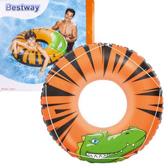 River Gator Swim Ring