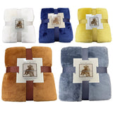 Victoria London Luxurious Shimi Blankets