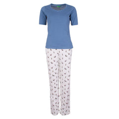 Short Sleeved Ladies Pyjamas