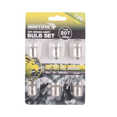 Montoya 6PC Brake Light Bulb Set
