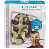 Reusable Mens Face Masks