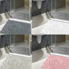100% Cotton Shower Mat