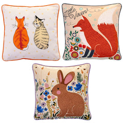 Ulster Weaves Animal Print Decorative Cushion Covers