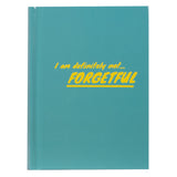 A6 Hardback Notebooks (Selection Of Colours And Quotes)