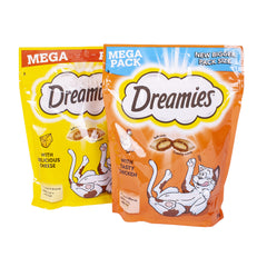 Dreamies Cat Treats - MEGA Pack