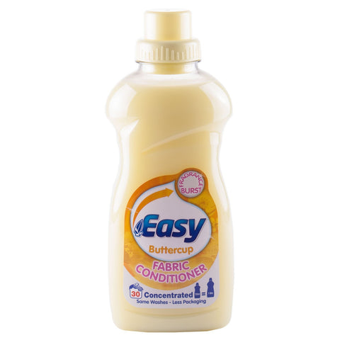Easy Fabric Conditioner 750ml Buttercup