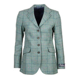 Long Tweed Blazer Ella