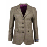Long Tweed Blazer Evie