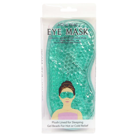 Gel Beads Hot & Cold Face And Eye Pack