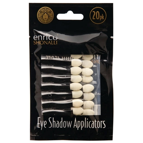 Enrico Shanalli Eye Shadow Applicators (20 pack)