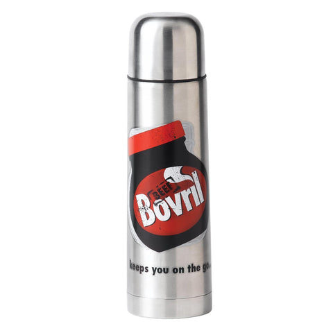 bovril aluminum flask drink holder