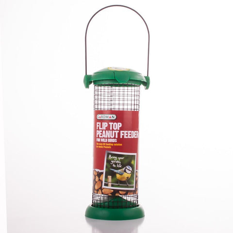 Easy Fill Peanut Bird Feeder