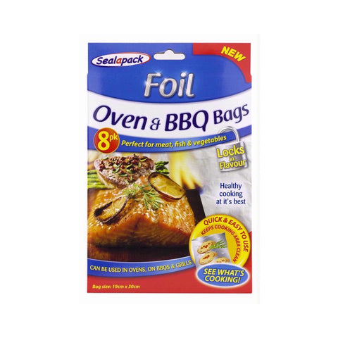 Oven And Bbq Foil Bags