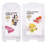 Metro Living Stackable Fridge And Pantry Fridge And Pantry Organisers