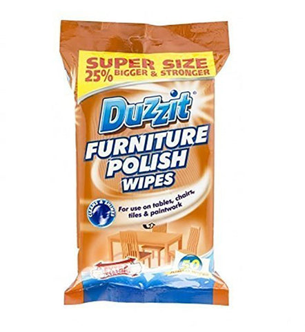 furniture polish wipes