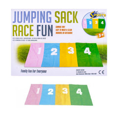 Jumping Sack Race Fun
