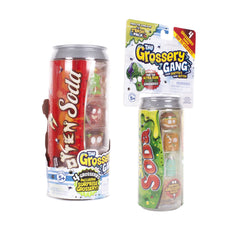 Grossery Gang Series 1 Soda Can