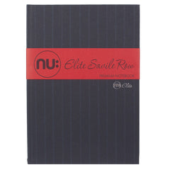 Hard Back Notebook Navy