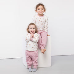 Childrens Pyjamas Pink