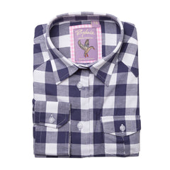 Junior Hannah Country Check Shirts Holly II