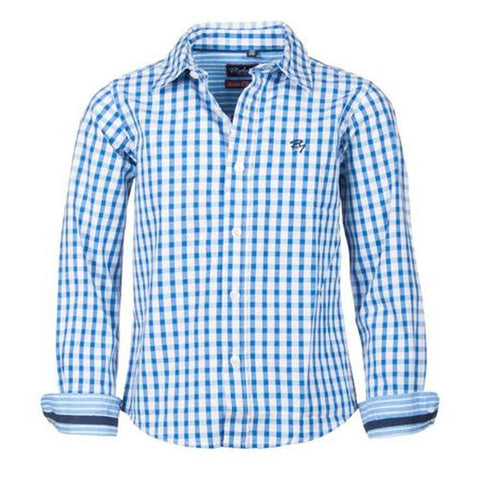 Junior Classic Oxford Cotton Shirt