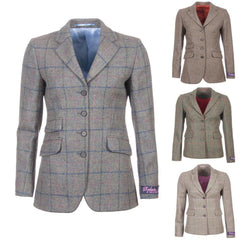 Rydale Ladies Tweed Blazers