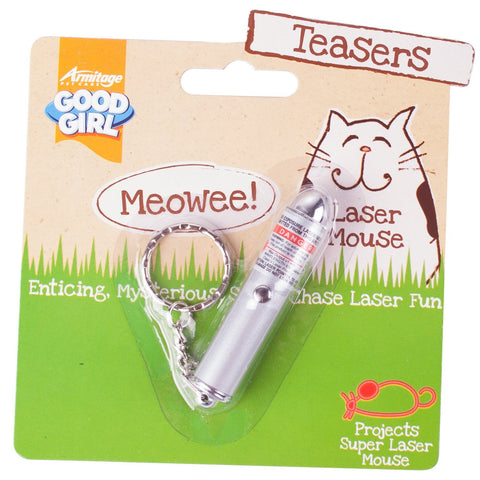 Good Girl Laser Pointer Cat Toy
