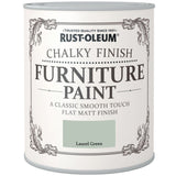 Chalky Finish Furniture Paint 750ml Laurel Green