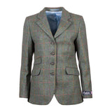 Long Tweed Blazer Lizzie