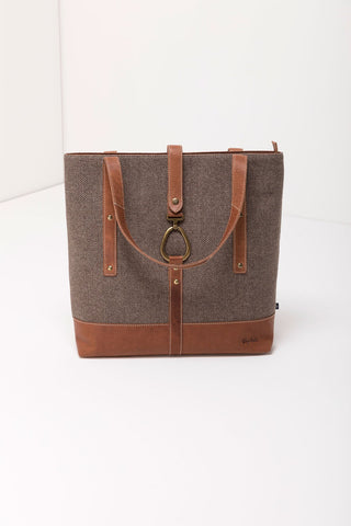 Lucinda Tweed Snaffle Tote Bag Sally