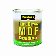Quick Dry Clear MDF Sealer 250ml