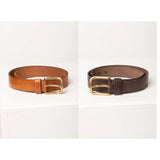 Men's Kiplin Leather Jeans Belt
