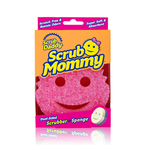 Yorkshire Trading Co. Scrub Mommy Pink