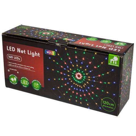 LED Net lights round multi