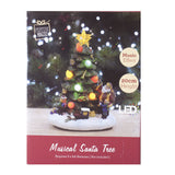 Christmas Tree - Christmas Light Up Musical Ornaments