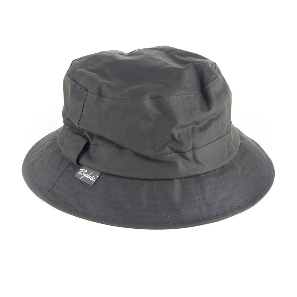 26b3cbfc88c Rydale Mens Waxed Cotton Bush Hat – Yorkshire Trading Company
