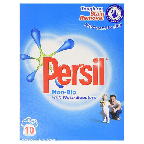Persil Non Bio Laundry Powder 10 Washes