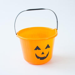 Halloween Pumpkin Design Bucket