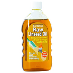 bartoline raw linseed oil