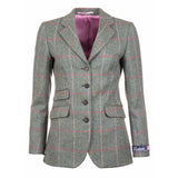 Long Tweed Blazer Sally