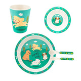 Puppy Dog Sass & Belle Children's Dinner Set