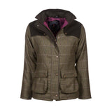 Bramham Short Tweed Jacket Small Check