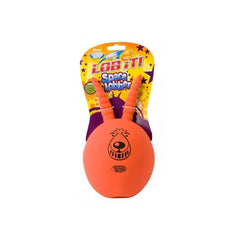 space hopper squeak dog toy puppy