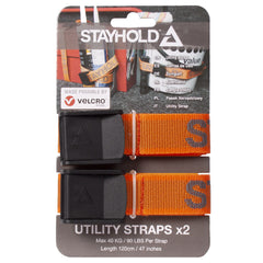 Stayhold Utility Straps (2 Pack)