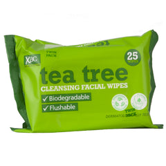 XBC Tea Tree Facial Cleansing Wipes