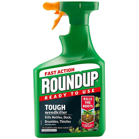 Roundtop RTU Tough Weedkiller 1.2 LTR