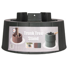 Christmas Tree Stand For Trees Up To 8 Foot (Two Colours Selected At Random)